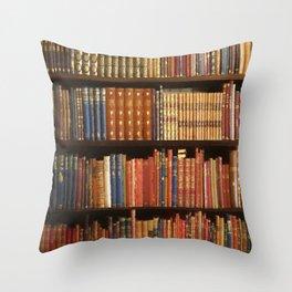 Power book Throw Pillow