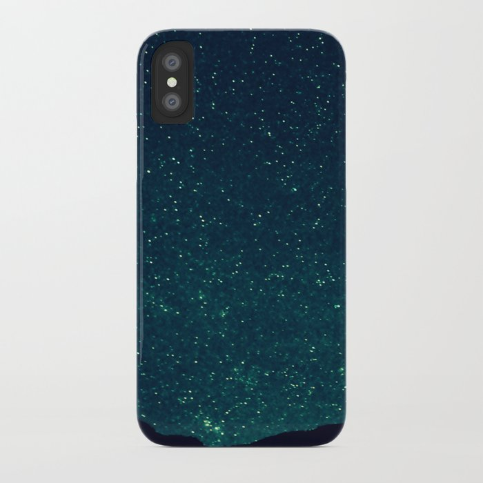 Desert Stars iPhone Case