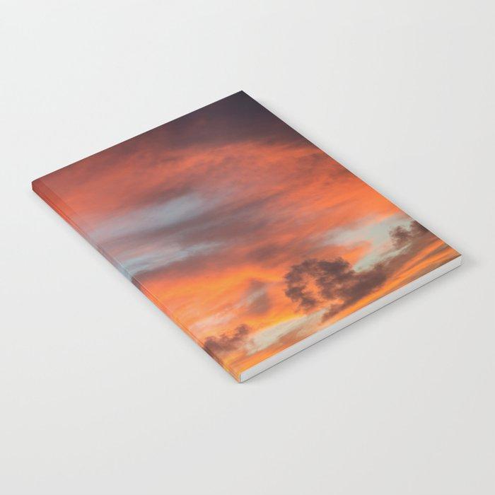 SIMPLY SKY Notebook