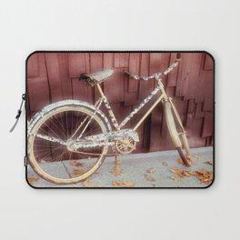 virtual bicycle Laptop Sleeve