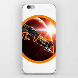 The Voyagers iPhone Skin