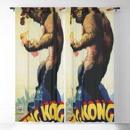 King Kong 1933 Blackout Curtain