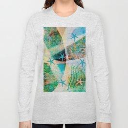 starfish decor ##### Long Sleeve T-shirt
