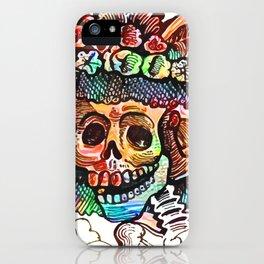 Katrina Guadalupe iPhone Case