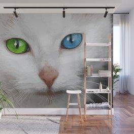Heterochromia Wall Mural
