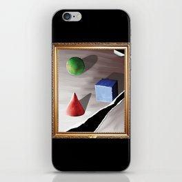 Broken By Design iPhone Skin