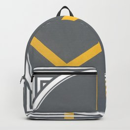 To Bee or Not - line graphic Backpack