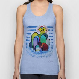 Lady Land Unisex Tank Top