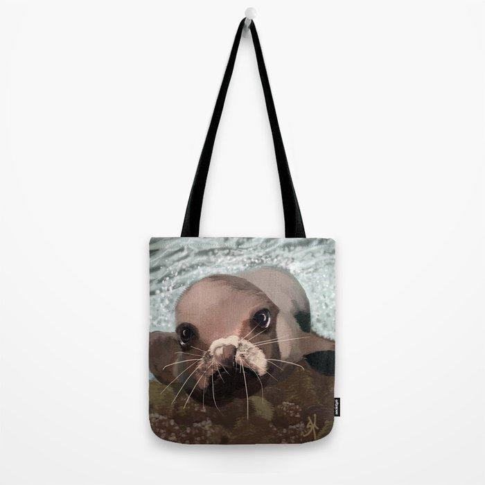 Tête-à-tête Tote Bag