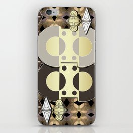 The Ornament of Art Deco iPhone Skin