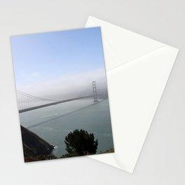 The Golden Gate Bridge Stationery Cards