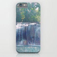 Turquoise Waterfall iPhone 6s Slim Case