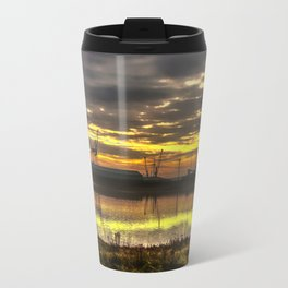 Sunrise Travel Mug