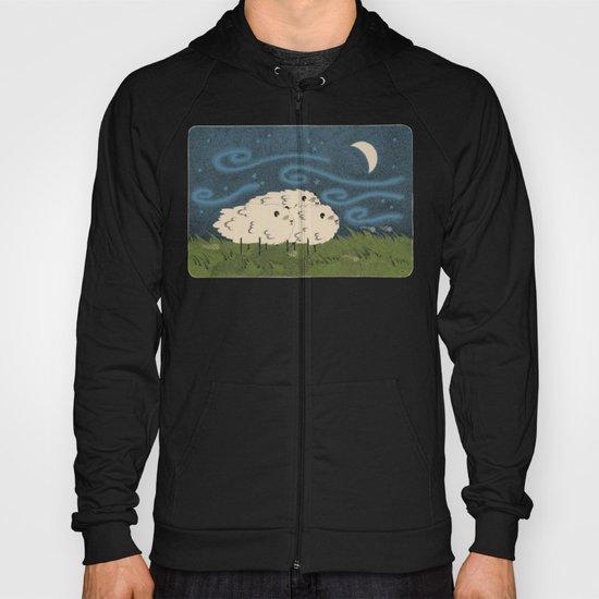 Three Sheeps to the Wind Hoody