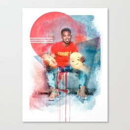 BB20 Swaggy C Canvas Print