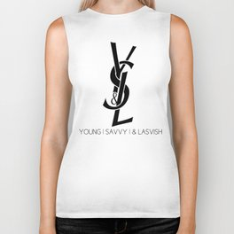 Young | Savvy | & Lavish | YS&L Biker Tank
