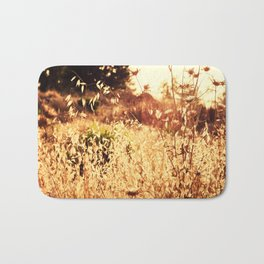 The Golden Hour Bath Mat