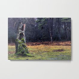 Infection Metal Print