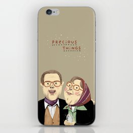 Precious Things iPhone Skin