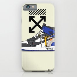 Jordan 1 Poster iPhone Case