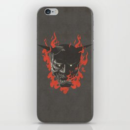 "Onibaba ""Kage Edition"" iPhone Skin"