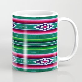 Mexican Sarape Pattern  Coffee Mug
