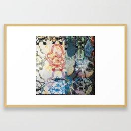 YOSEMITE SAM Framed Art Print