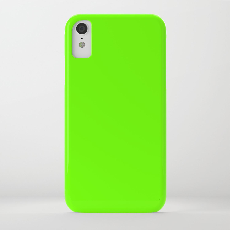iphone xr green case