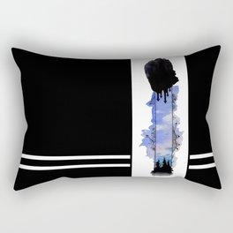 Modern Sky Rectangular Pillow