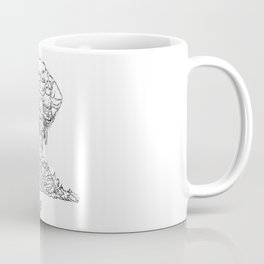 Mushroom Bloom Coffee Mug