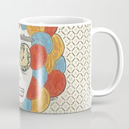 Sentiments Unannounced But In Tired Eyes Coffee Mug