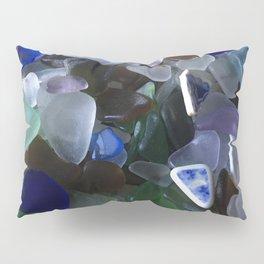 Sea Glass Assortment 4 Pillow Sham