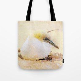 Gannets Tote Bag