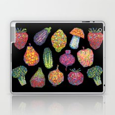 Vitamins (black) Laptop & iPad Skin