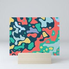 Camo 31 Mini Art Print