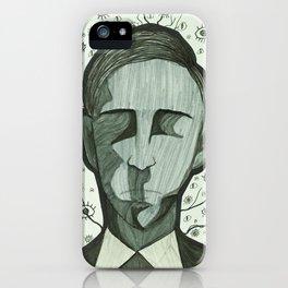 H.P Lovecraft iPhone Case
