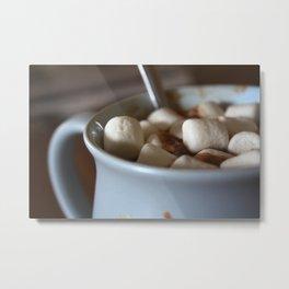 Cocoa Metal Print