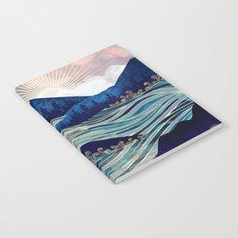 Ocean Sunrise Notebook