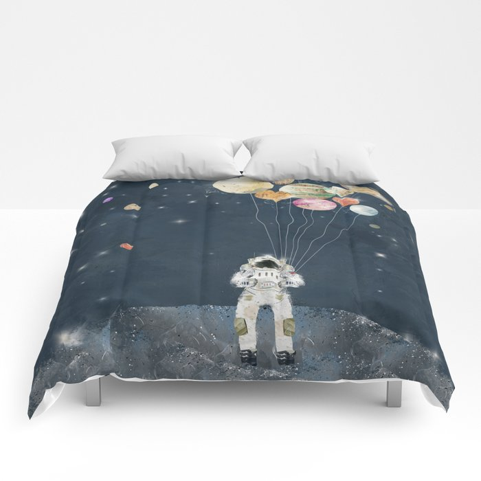 solar collector Comforters