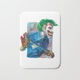 Joker Dc Bath Mat