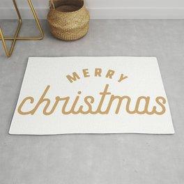 Merry chrismas Rug