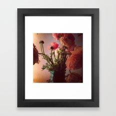 sundays. Framed Art Print