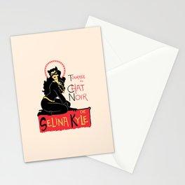 Black Cat Selina Stationery Cards
