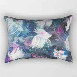 Galaxy Bettas III Rectangular Pillow