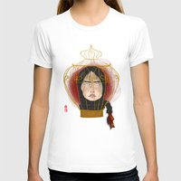 cage T-shirts featuring Cage by Luna Kirsche
