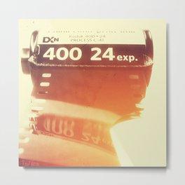 {{The Original Camera Roll}} Metal Print