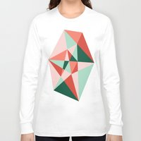 gem Long Sleeve T-shirts featuring Gem by lizzy gray kitchens