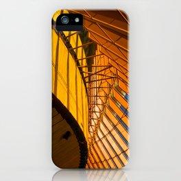 Juncture iPhone Case