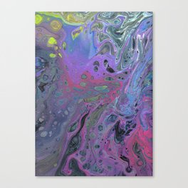 We can only imagine Canvas Print