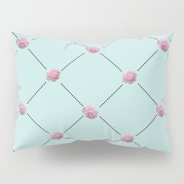 Peony Tile Pillow Sham